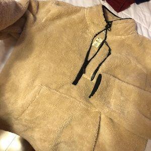 Victoria secret plush pullover
